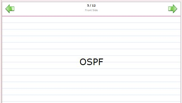 ospf card
